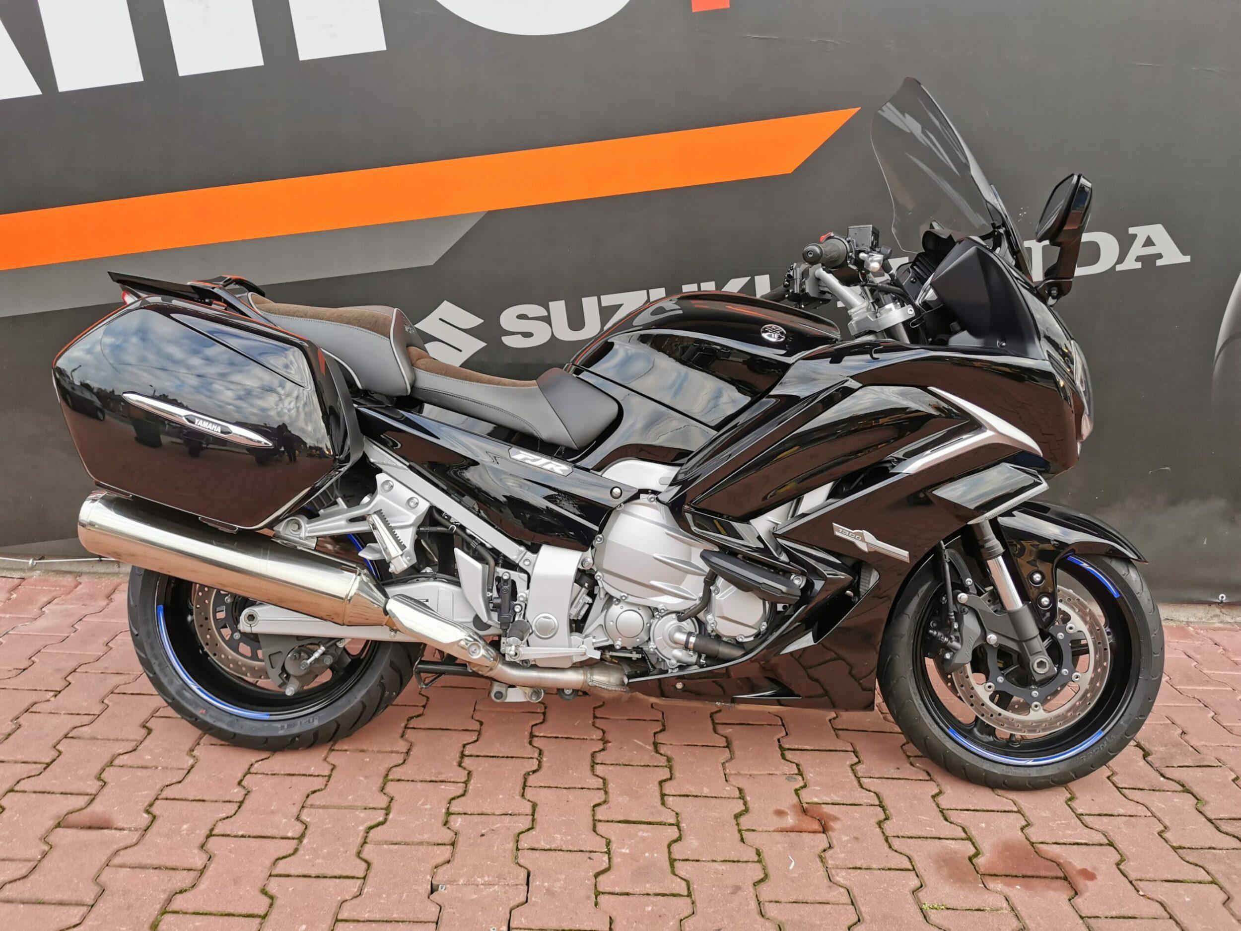 Yamaha FJR 1300 AS