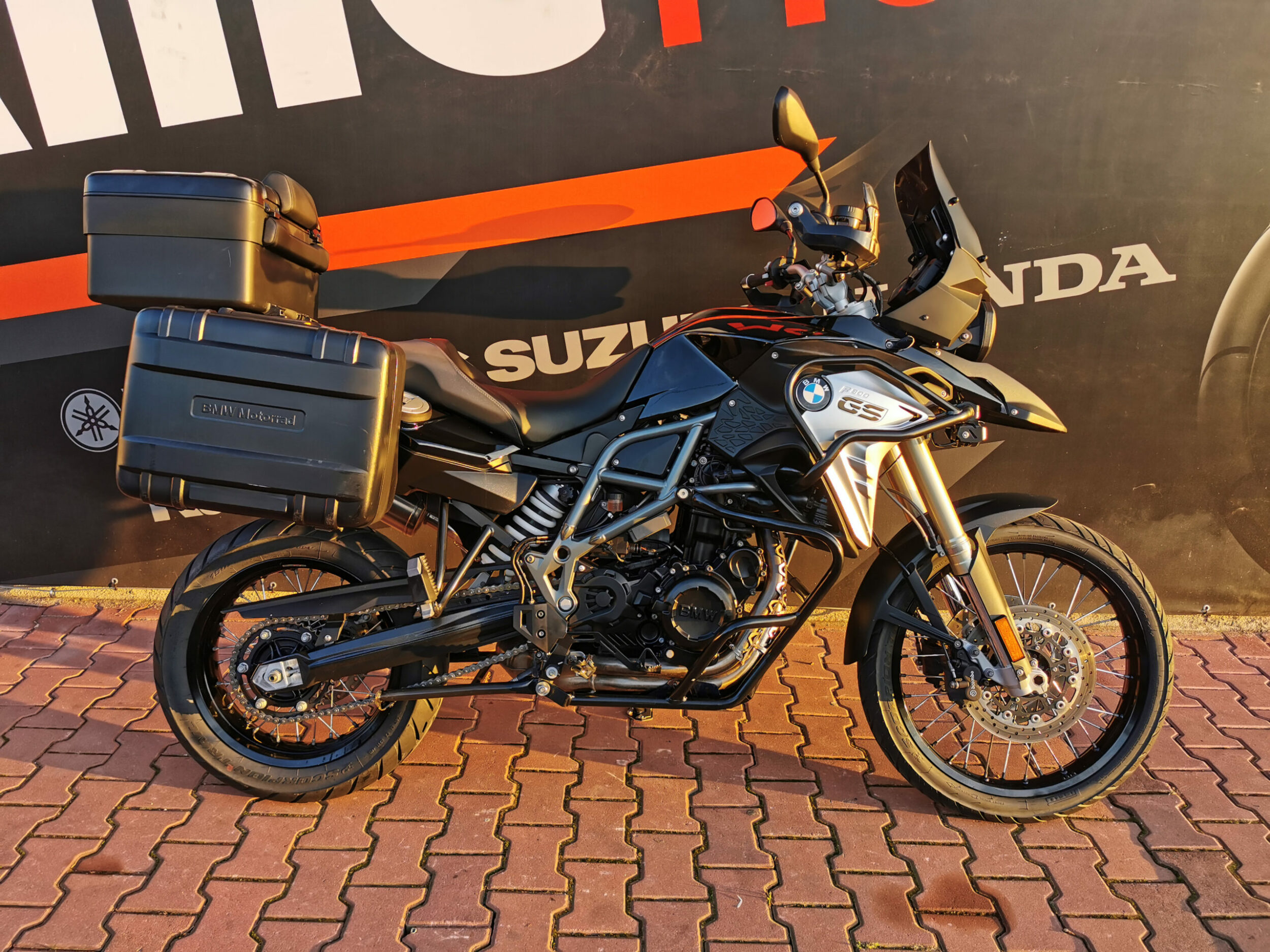 Read more about the article BMW F 800 GS – 35.900zł