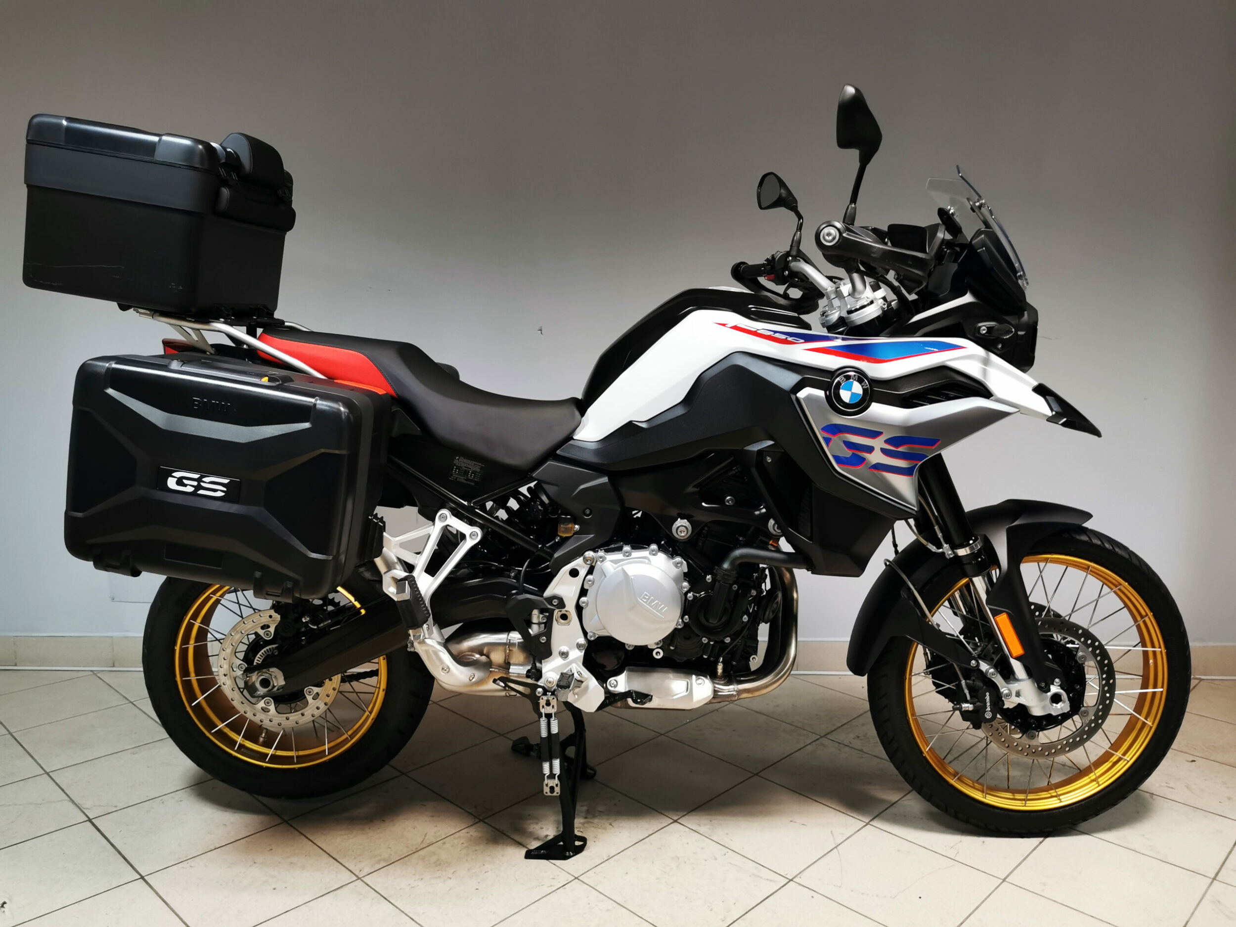 Read more about the article BMW F 850 GS