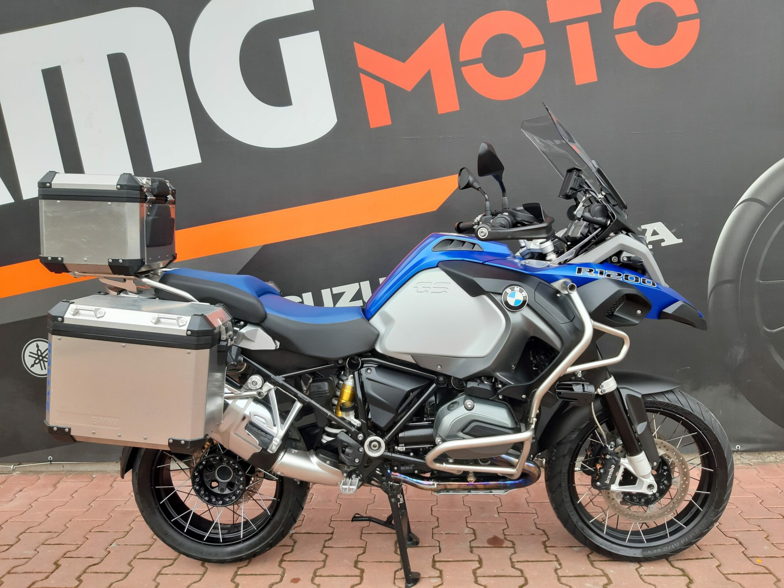 BMW R 1200 GS Adventure – 59.800zł