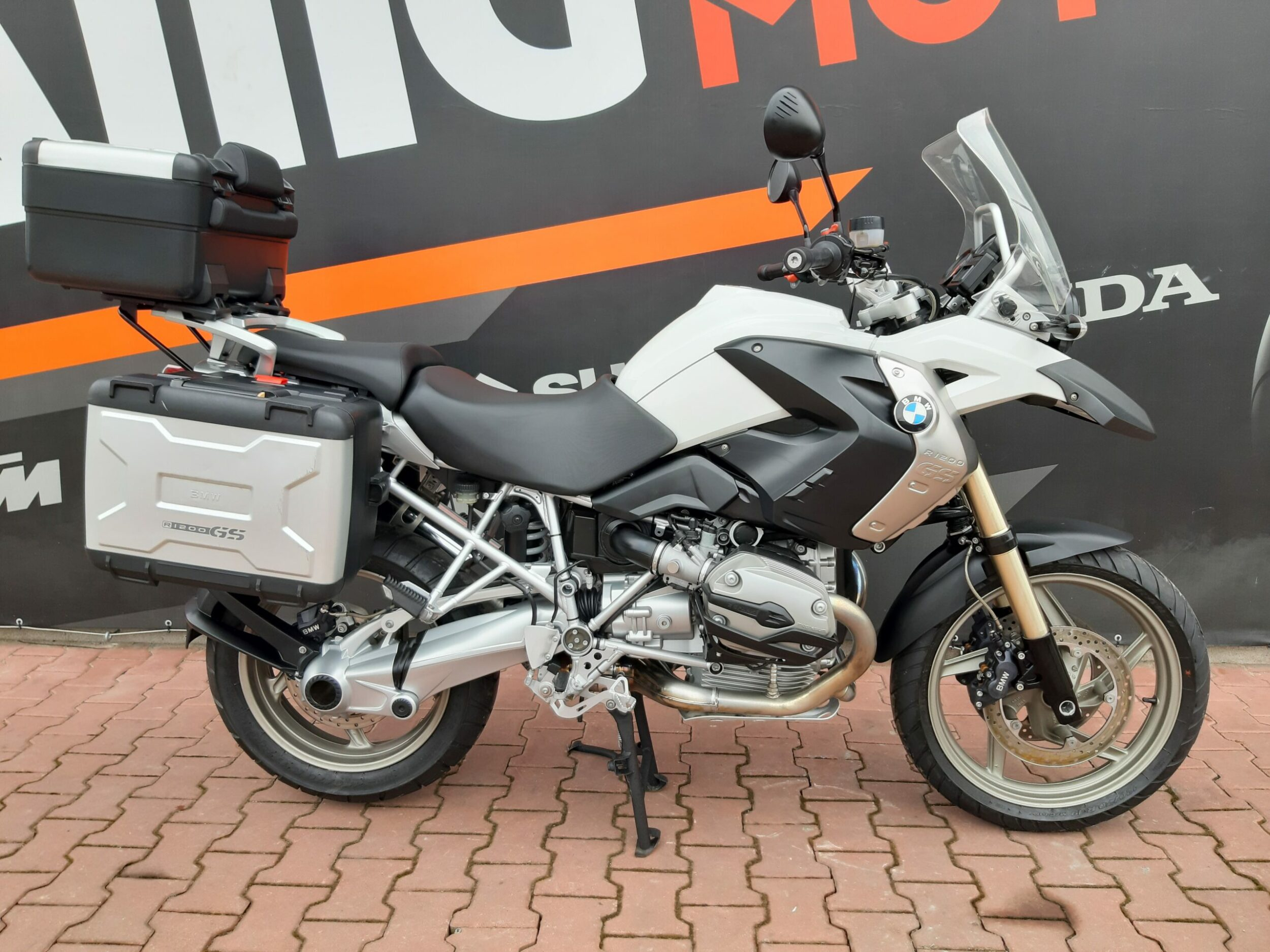 Read more about the article BMW R 1200 GS