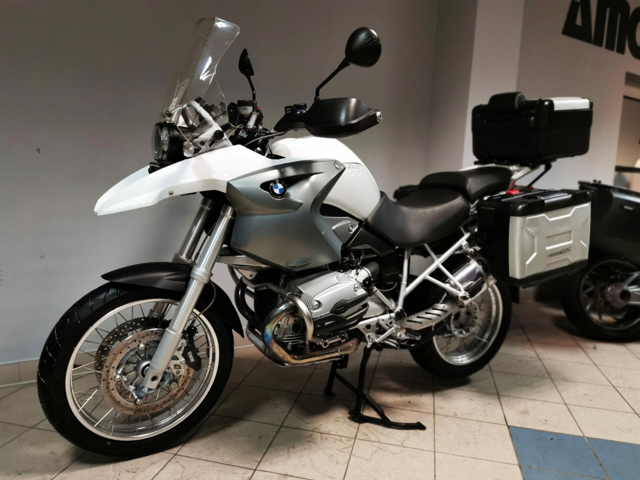 BMW R 1200GS – 21.500zł