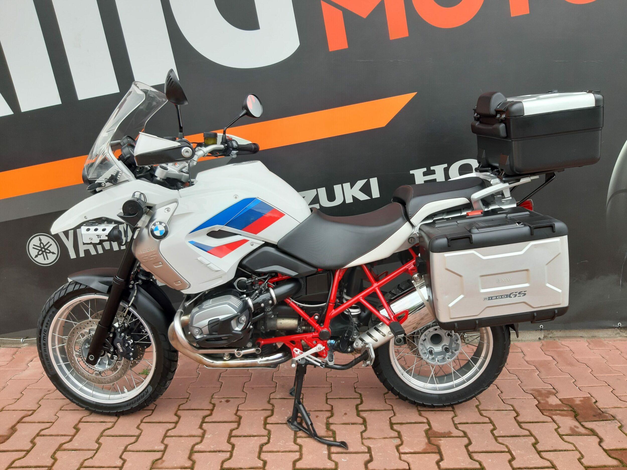 BMW R 1200 GS- 36.000zł