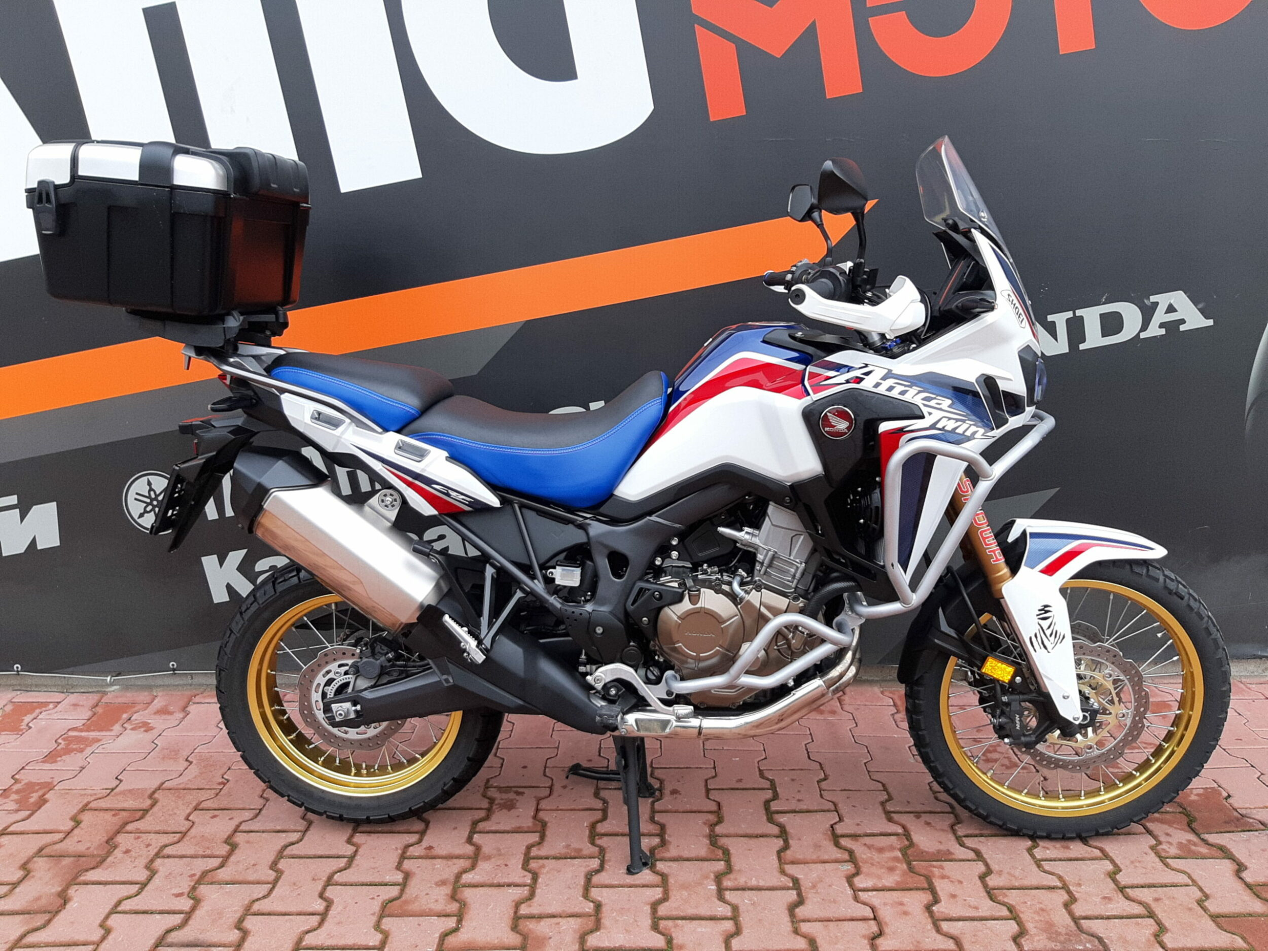 Read more about the article Honda Africa Twin CRF 1000L- 48.900zł