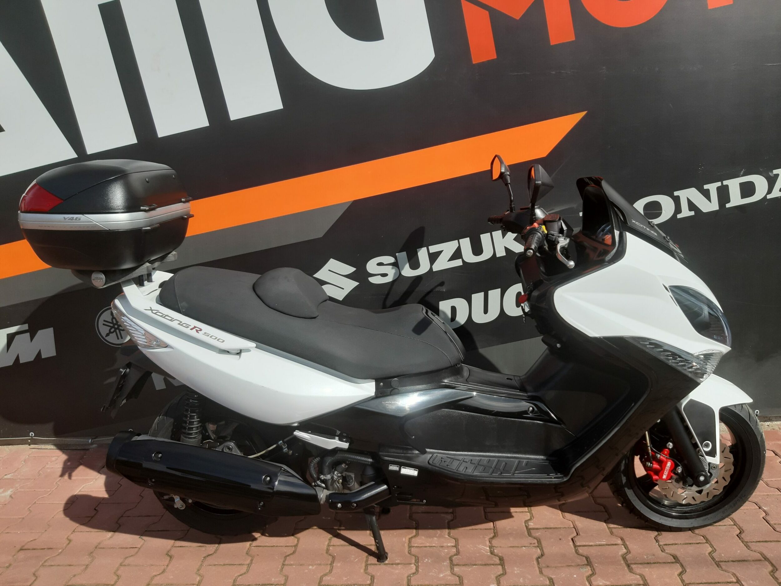 Read more about the article Kymco Xciting 500R