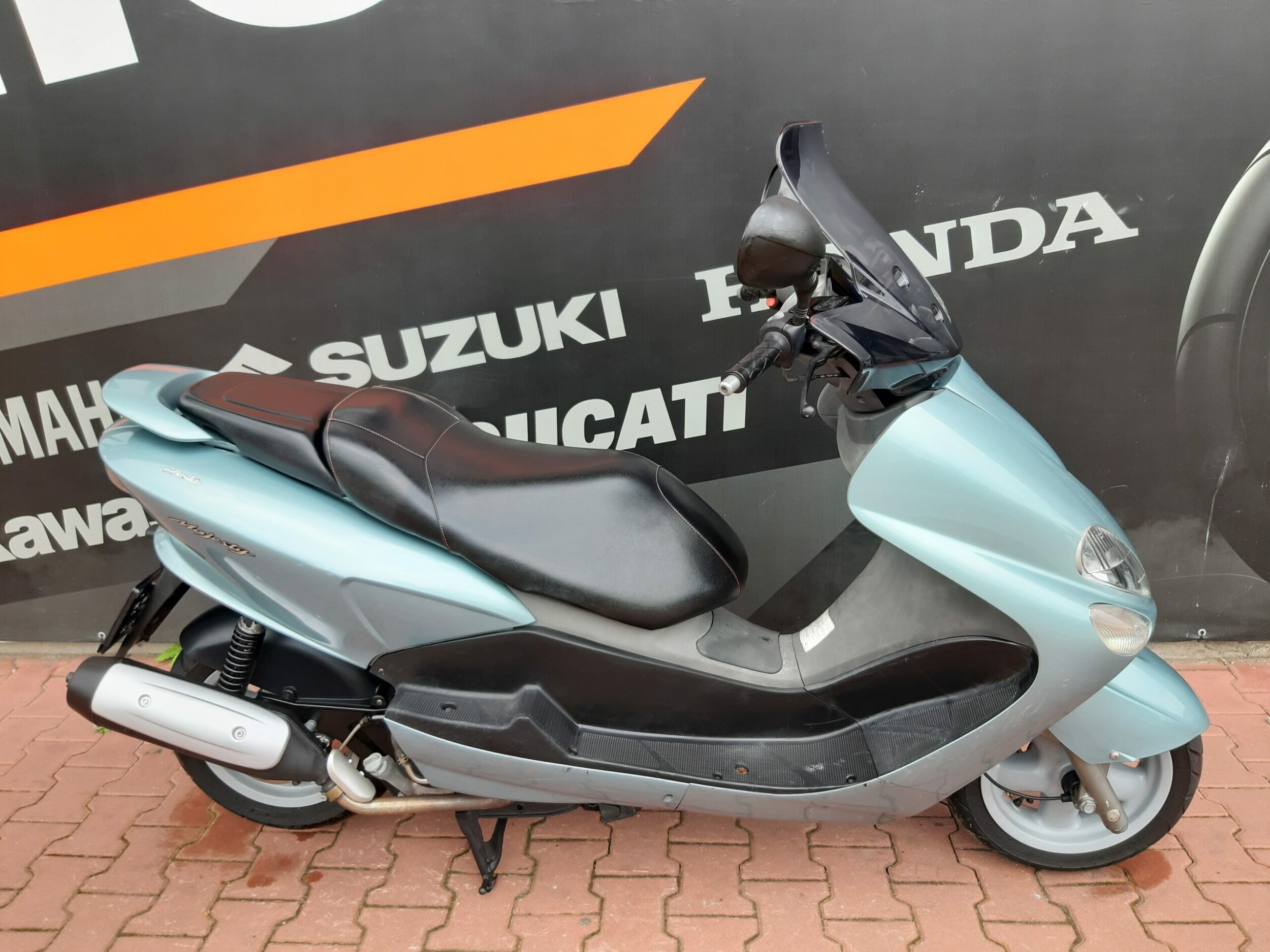 Read more about the article Yamaha Majesty 125