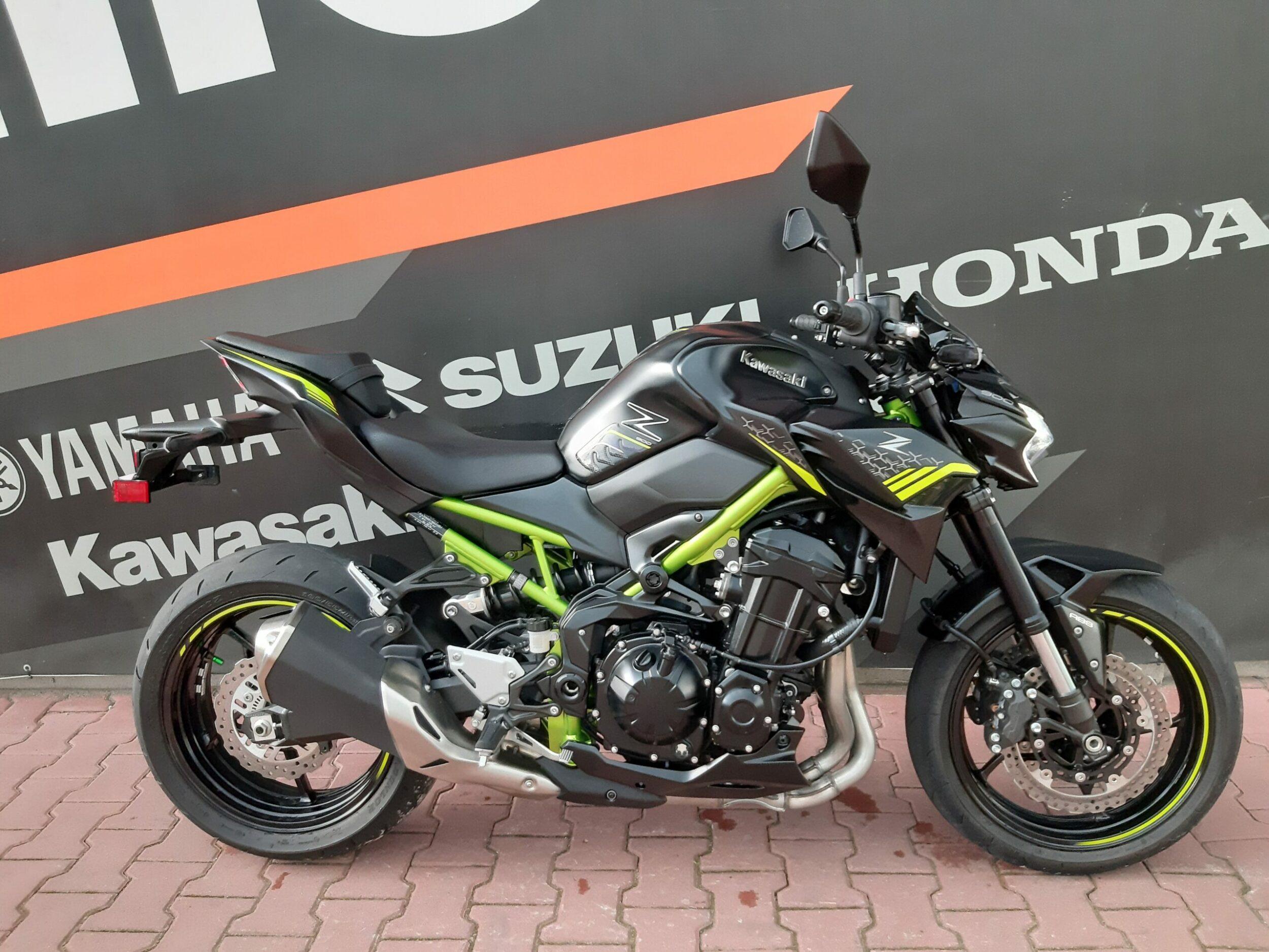 Read more about the article Kawasaki Z900 – 39.900zł