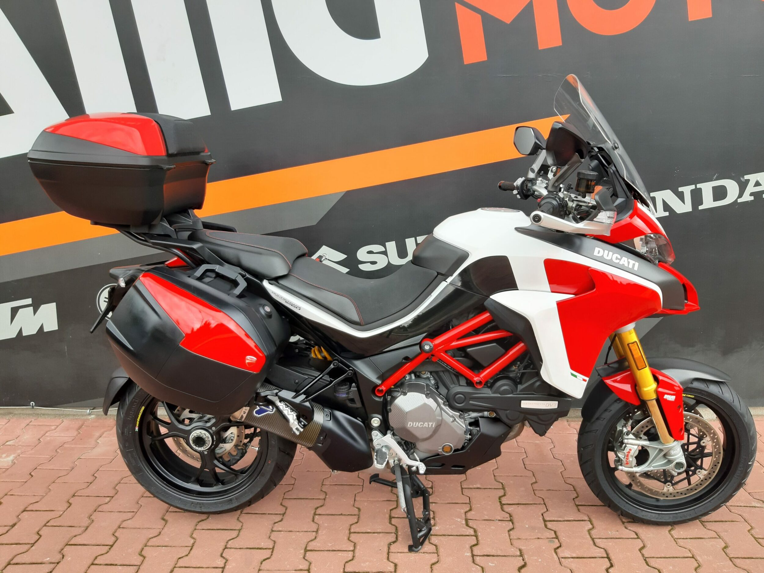 Read more about the article Ducati Multistrada 1260 Pikes Peak – 79.000zł