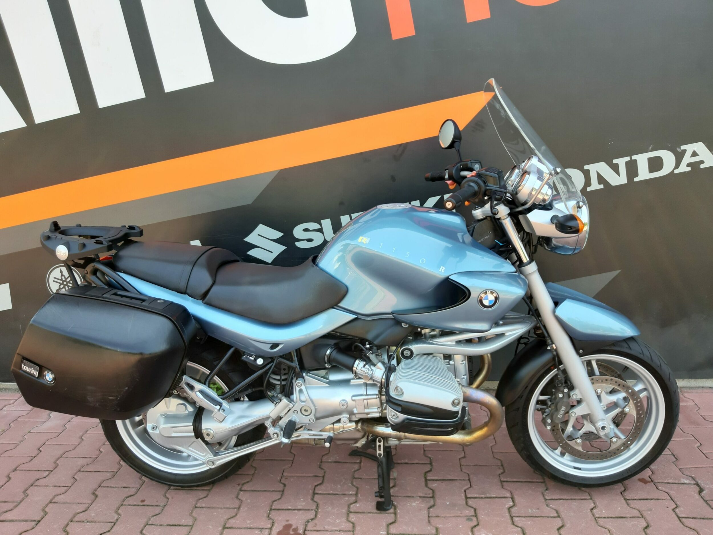 Read more about the article BMW R1150 R – 15.400zł