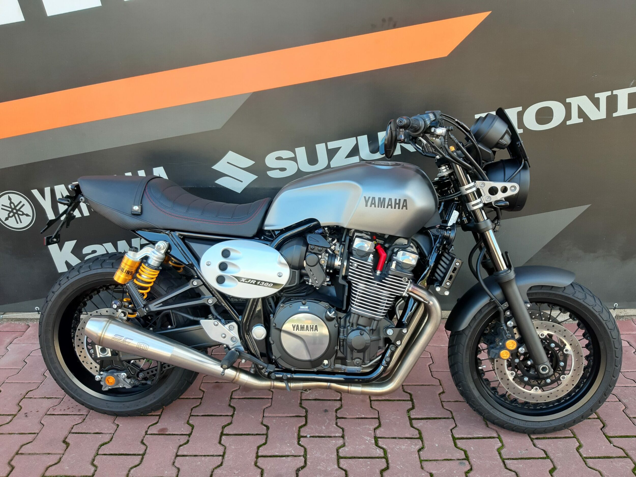 Read more about the article Yamaha XJR 1300 – 33.900zł