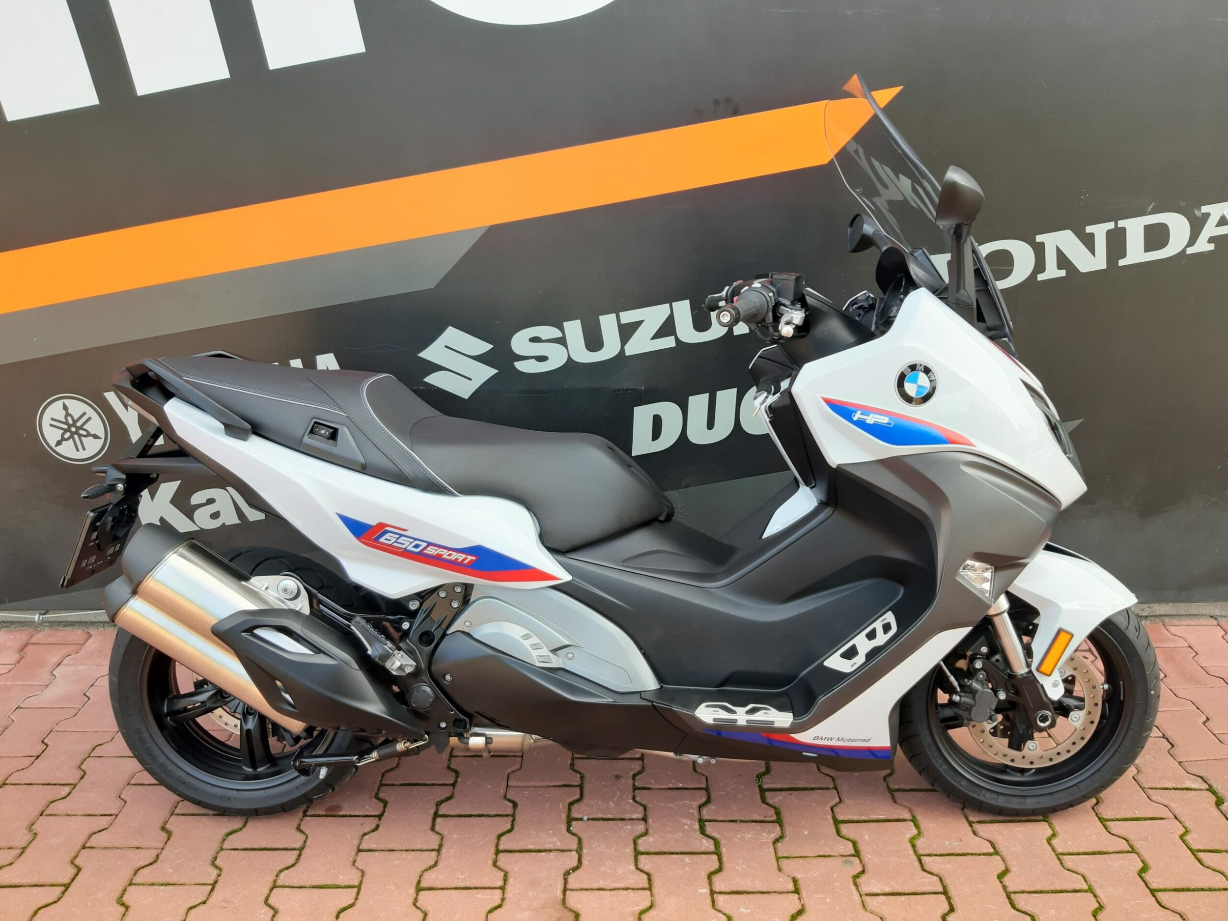 Read more about the article BMW C650 Sport – 37.500zł
