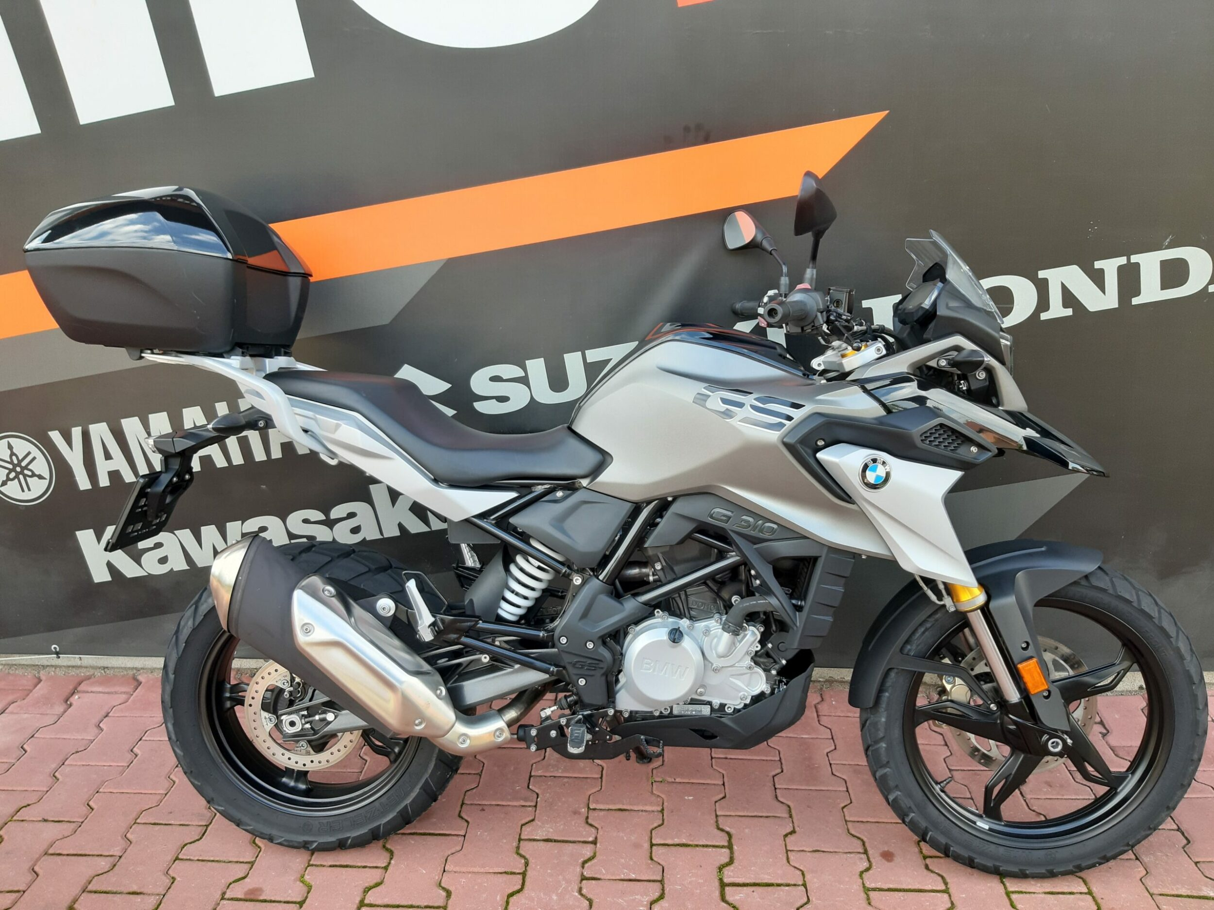 Read more about the article BMW G 310GS – 20.000zł