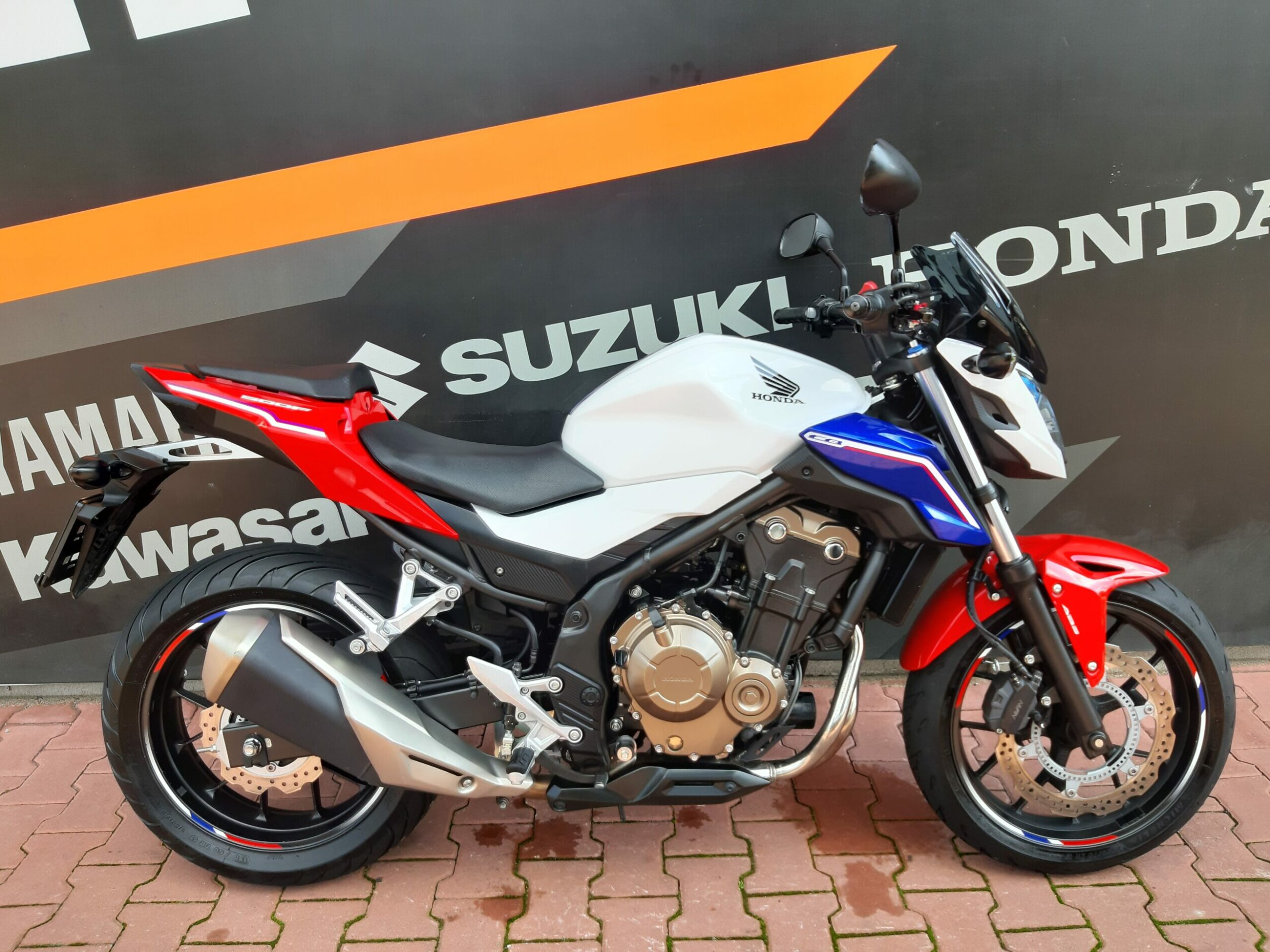 Read more about the article Honda CB 500F – 19.500zł